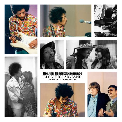 Electric Ladyland Sessions: June-August 1968 (ATM 224-225) Elec68