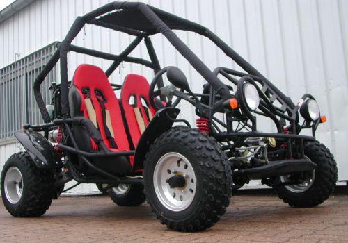 Accidents de trike? Gox-250