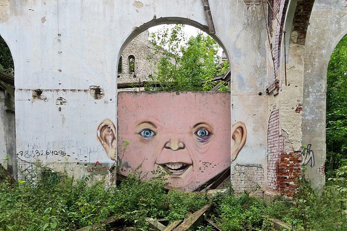 Street art Street-art-interacts-with-nature-25