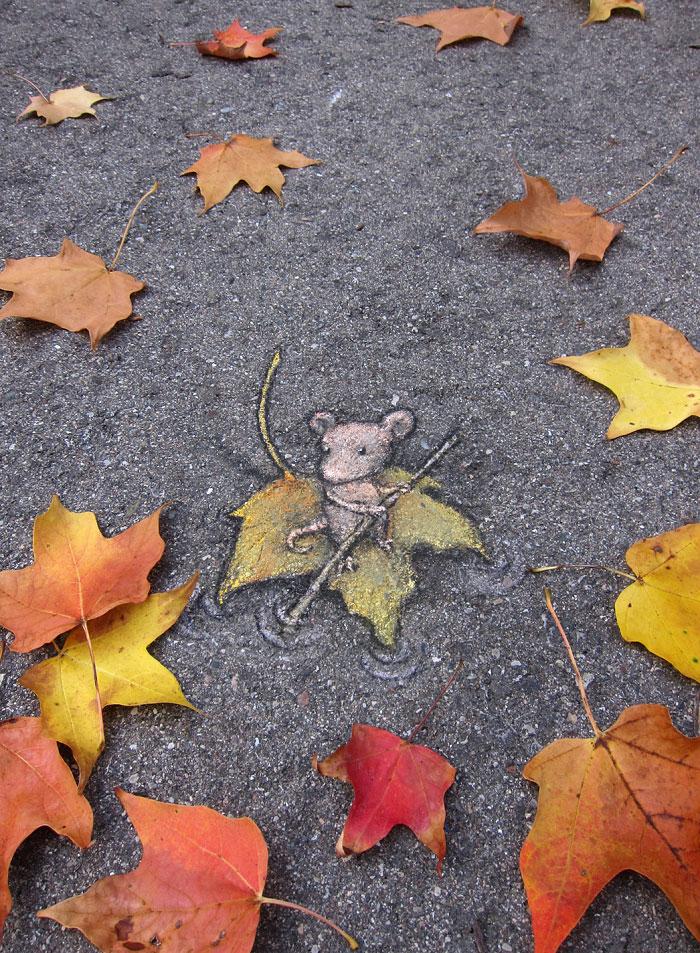 Street art Street-art-interacts-with-nature-34