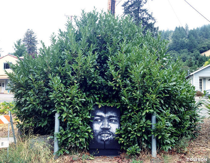 Street art Street-art-interacts-with-nature-36