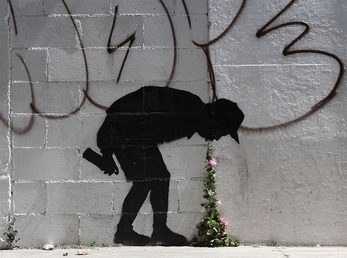 Street art Street-art-interacts-with-nature-4