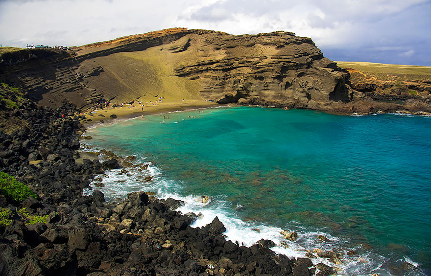 17 Of The Most Unusual Beaches Around The World Amazing-unusual-beaches-2-1