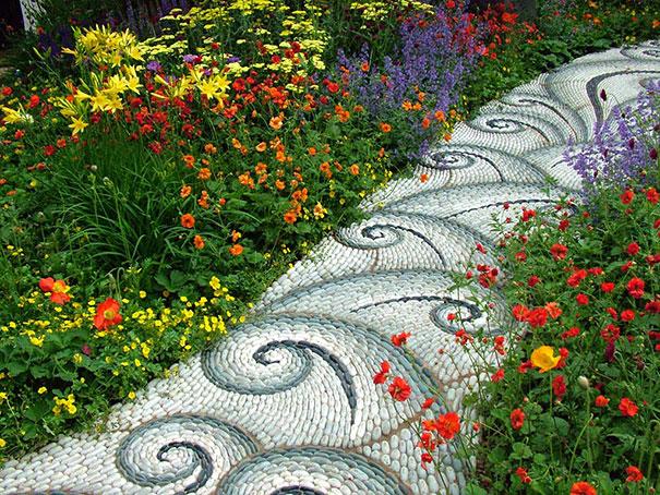Những con đường lát sỏi đẹp Garden-pebble-stone-paths-1-1
