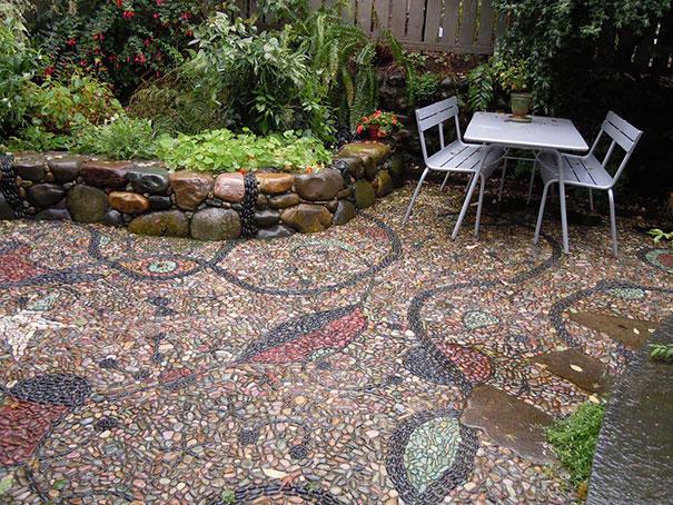 Những con đường lát sỏi đẹp Garden-pebble-stone-paths-161