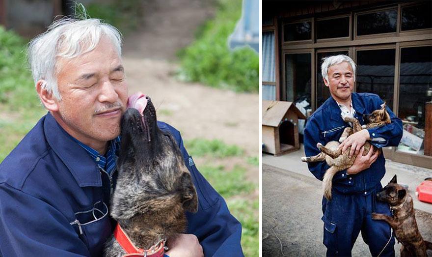 para - Qué hacer ante un caso de maltrato animal Guardian-fukushima-abandoned-animals-naoto-matsumura-16