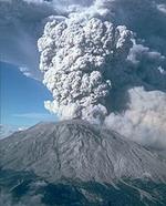 """Kad se majka priroda """"razbesni""""! Erupcija"""