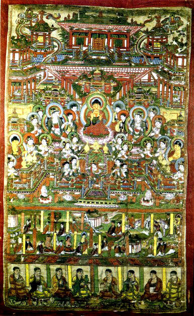 mandala - le mandala Amitabha