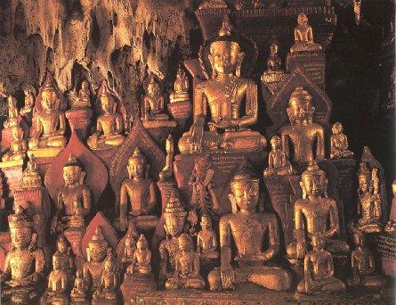 où sont les vrais brahma ? ( TEJIVA  SUTTA ) Bouddha78