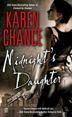 Dorina Basarab : Midnight's Daughter - Tome 1 - Karen Chance MidnightsDaughter