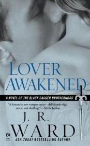 The Black Dagger Brotherhood - JR Ward - VO Loverawakened-186x300