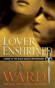 The Black Dagger Brotherhood - JR Ward - VO Loverenshrined-186x300