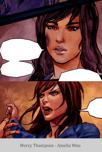 Patricia Briggs : Les comic books - Page 2 Mercyamelia