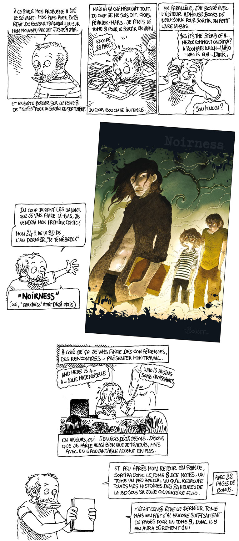 [BD] Boulet (Notes) America02