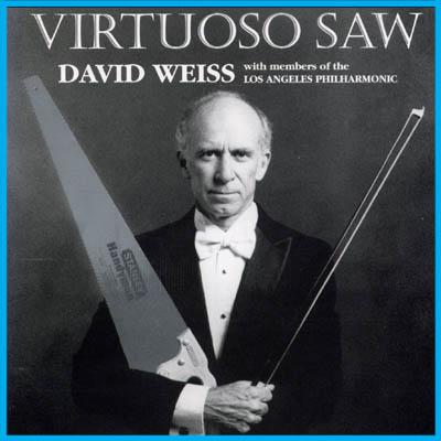 Les disques avec de la scie musicale. Virtuoso-Saw