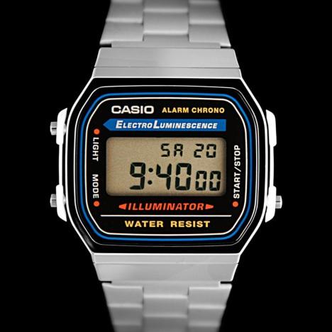 double affichage heure Casio-a168wa-1-wch-montre-casio-retro-homme-et-femme