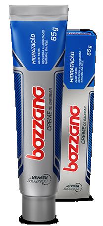 Gros plan sur les crèmes Bozzano Creme-hidra