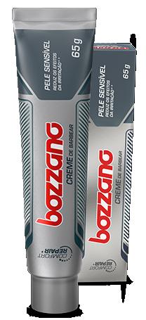 Gros plan sur les crèmes Bozzano Creme-pele