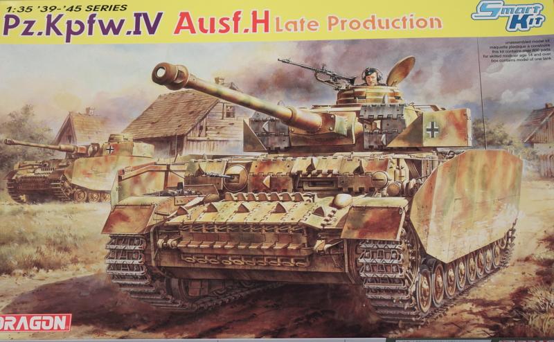 Panzer PzKpfw IV Ausf H Late Dragon DPP_0001