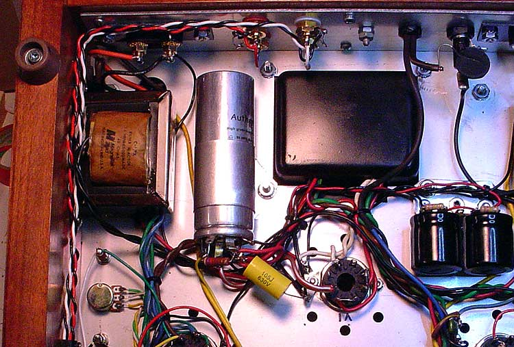 Rectifier substitution for M-125 Tape-loop-internal