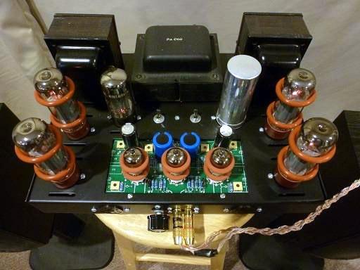 Tube Microphonics Vta-dynaco-st70