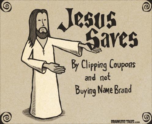sauveur ? sauveur de quoi ? Jesus-saves