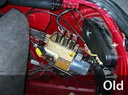 nivel - [ CAPOTA ] Nivel de aceite del mecanismo hidráulico fase 3 y purga Chris-old-pump