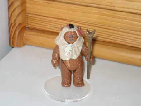 Ewok guide for me? Paploo