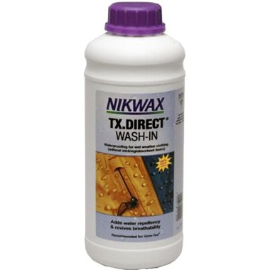 Impermeabilizante Nikwax y otros Nikwax_tx_direct_wash_in_1_litre
