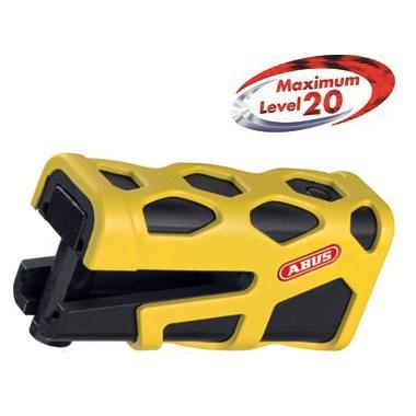 ABUS κλειδαριες δισκοφρενων  Abus_sledg_77_web_yellow_motorcycle_disc_lock_1