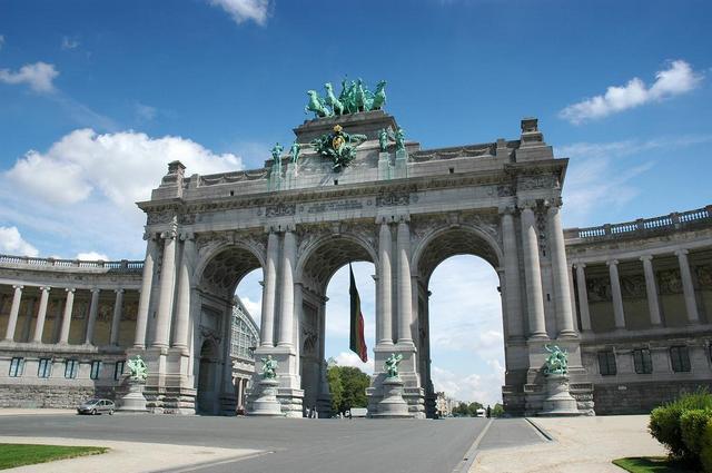 Belgija Brisel-u