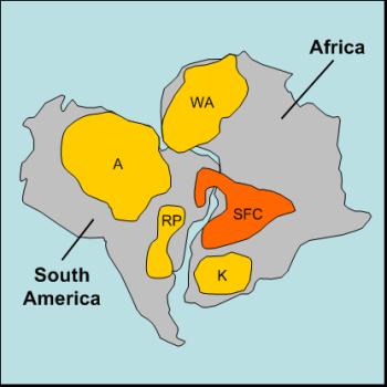 West Africa - Página 2 Sao-francisco-craton