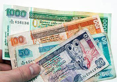 Sri Lanka rupee forwards gain; spot trading resumes Sri-lanka-rupee