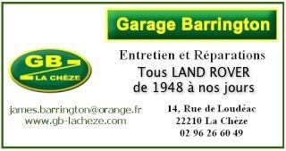Garage Barrington