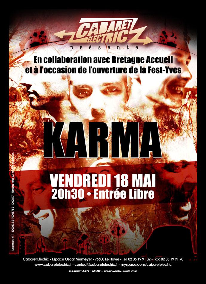 Fest-Yves au Havre ce week end Karma