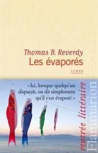 Rentrée littéraire 2013 Les-%C3%A9vapor%C3%A9s-reverdy-flammarion-193x300