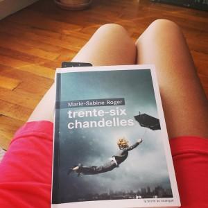 Nos dernières lectures (tome 4) - Page 39 Chandelles-marie-sabine-roger-300x300