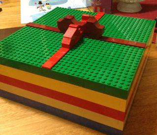 2012 Christmas MOCs Box1