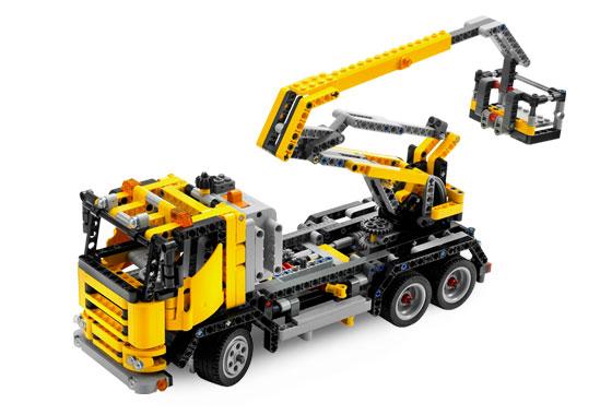 [Lego] LEGO TECHNIC - Page 6 8292-00