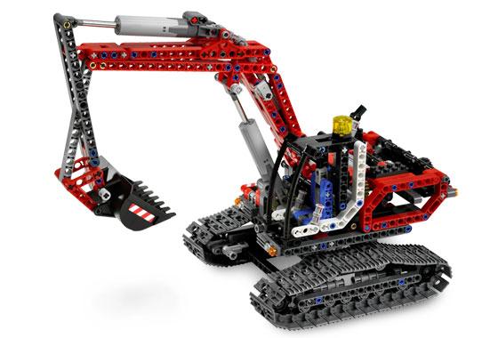 [Lego] LEGO TECHNIC - Page 6 8294-00