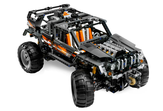 [Lego] LEGO TECHNIC - Page 6 8297-00