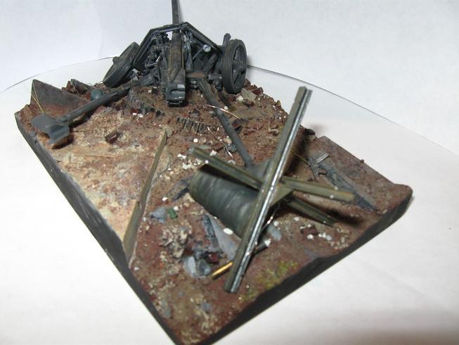 New diorama- Somewhere in Europe, 1945 081130124102