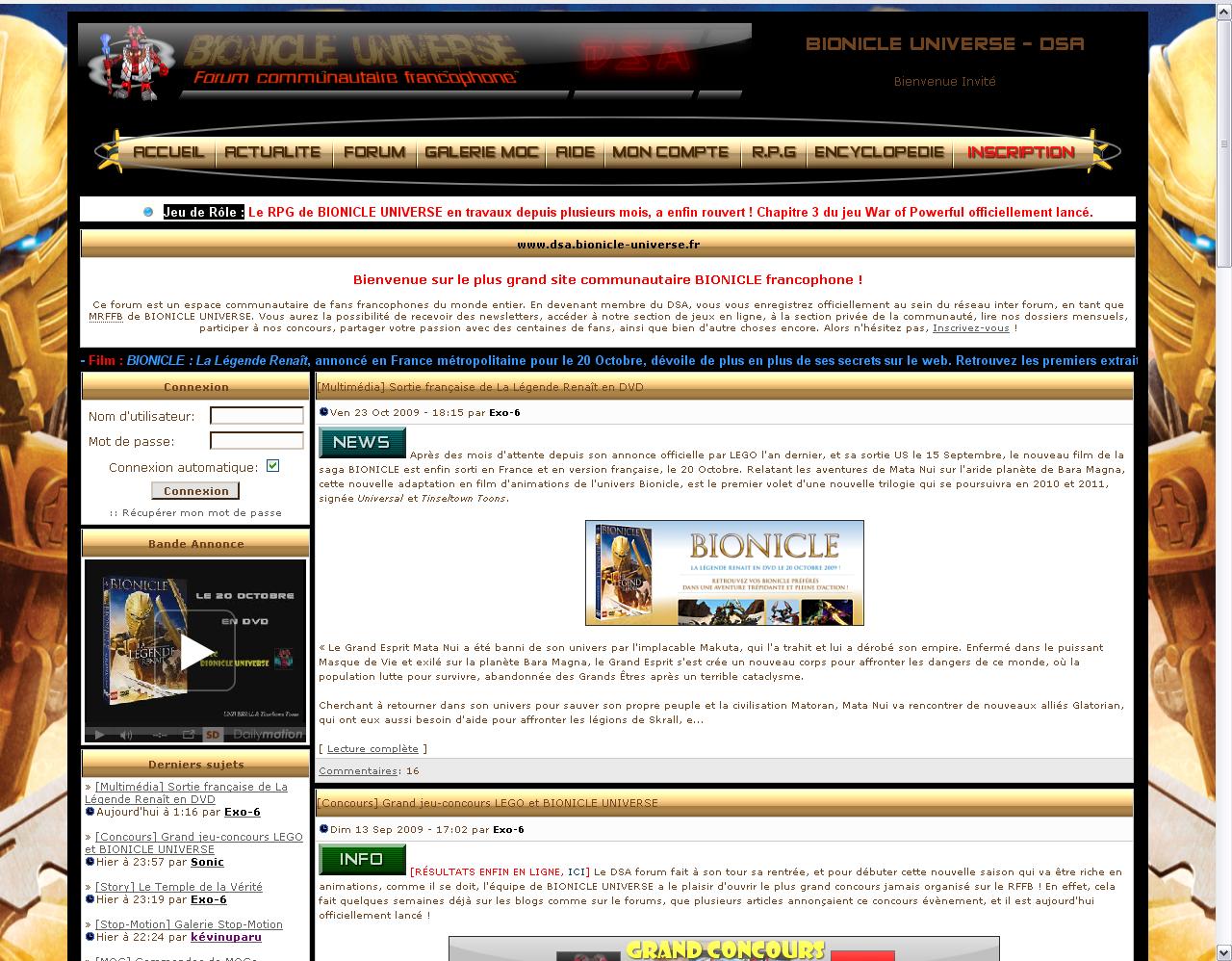 [Blog] Le BIONIFIGS nouveau est arrivé ! - Page 4 2009_-_bionicle_la_legende_renait