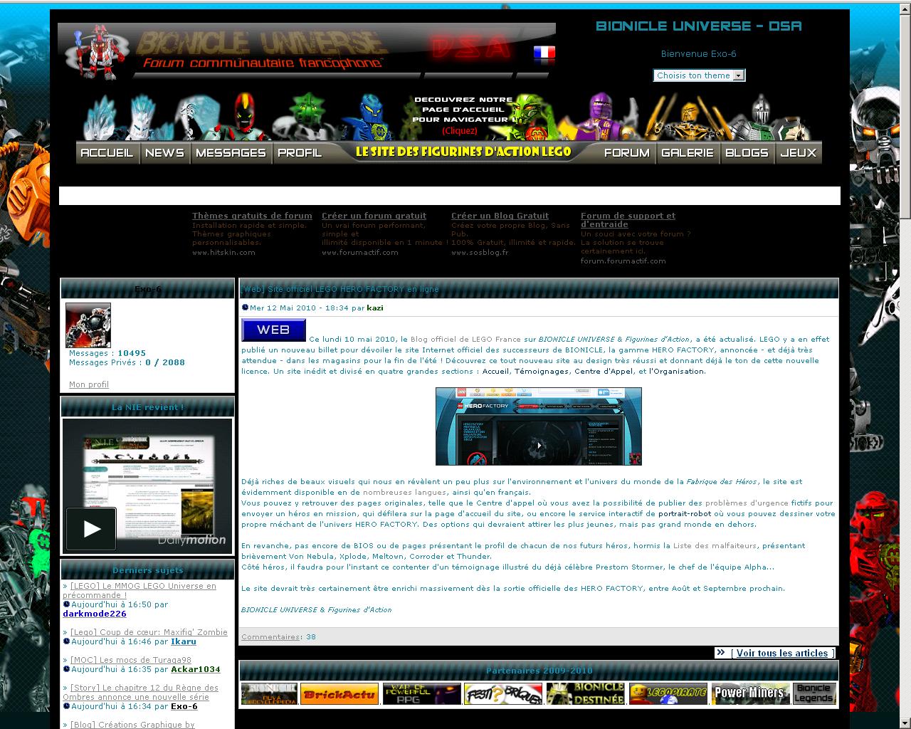 [Blog] Le BIONIFIGS nouveau est arrivé ! - Page 4 2010_-_hero_factory