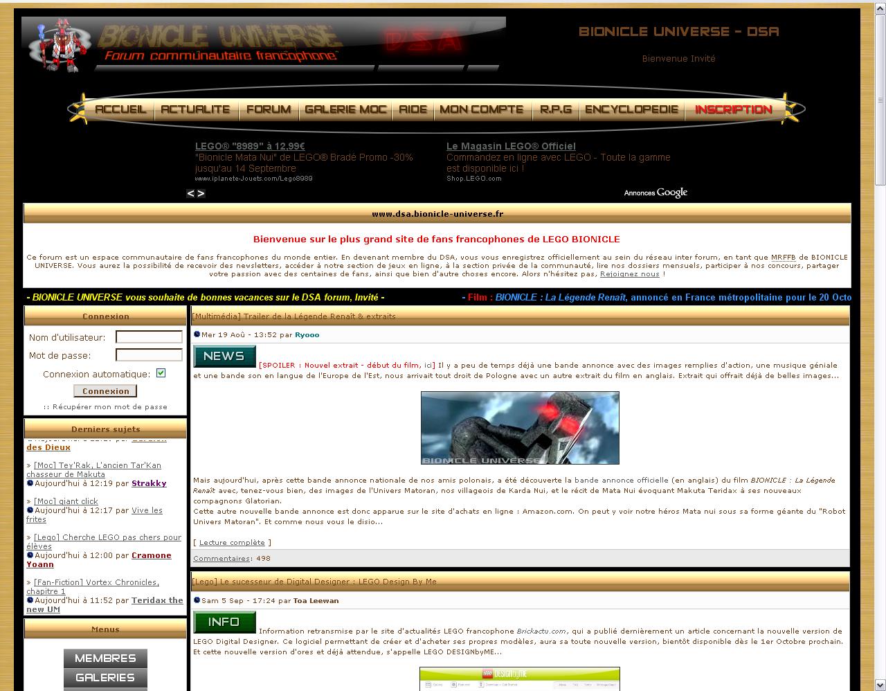 [Blog] Le BIONIFIGS nouveau est arrivé ! - Page 4 Archives_dsa_2009-2