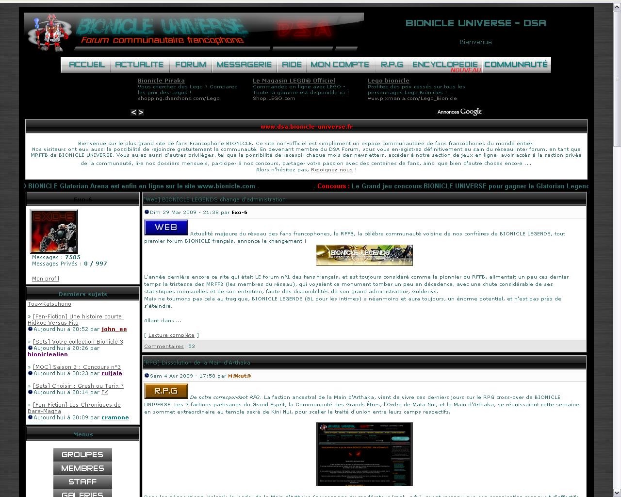 [Blog] Le BIONIFIGS nouveau est arrivé ! - Page 4 Archives_dsa_2009