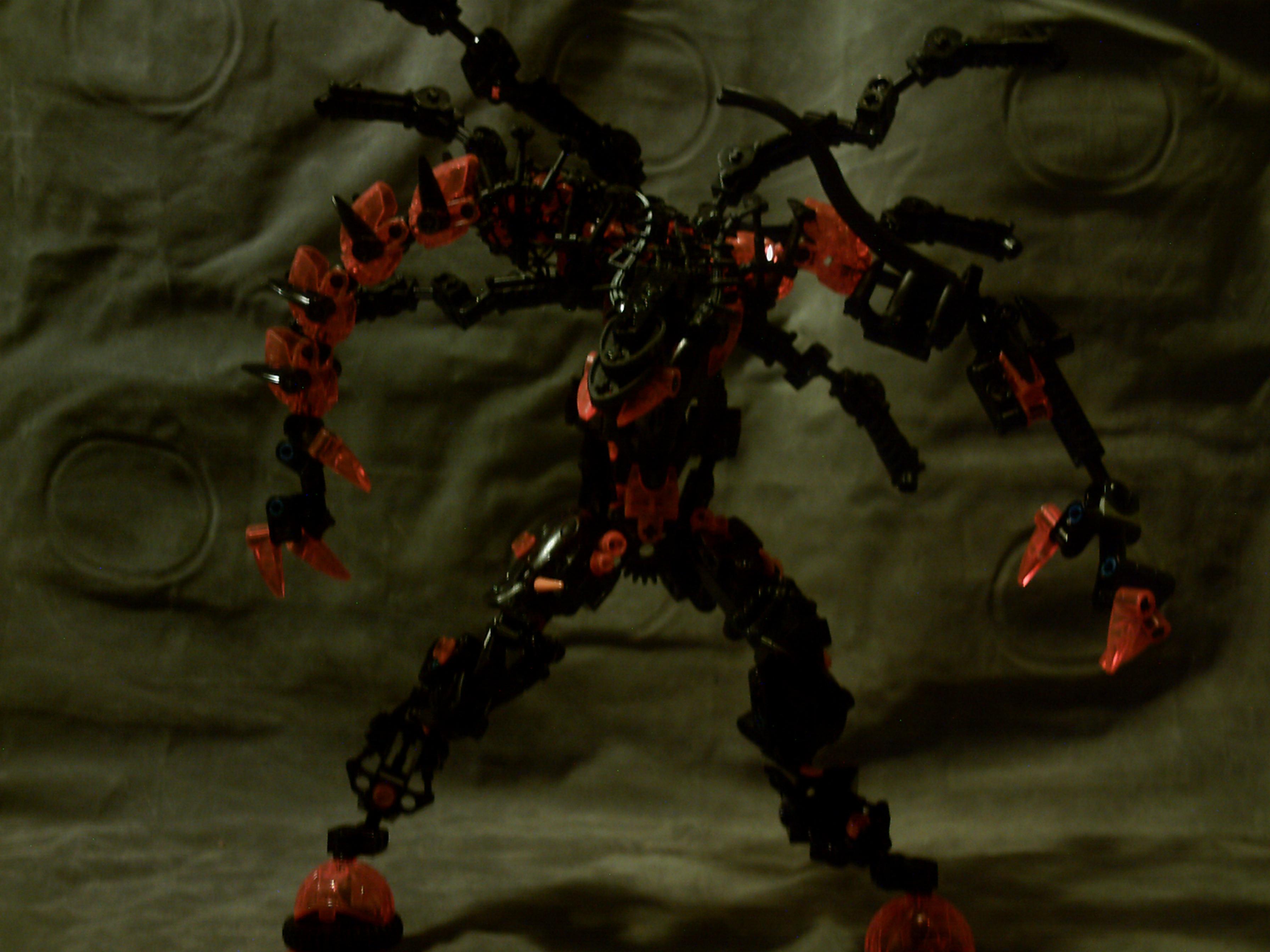 [Concours] Gagne la collection complète des 1ers Hero Factory 2012 ! Melifious_2010_025