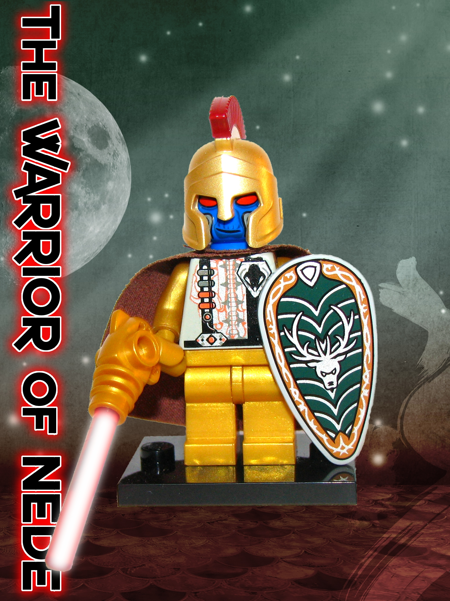 Custom Figures Vol. 2 1._the_warrior_of_nede