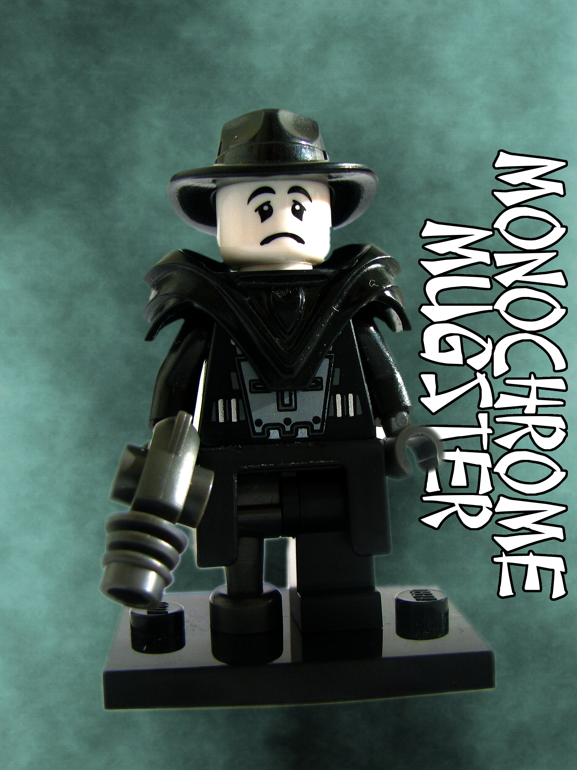 Custom Figures Vol. 2 2._monochrome_mugster