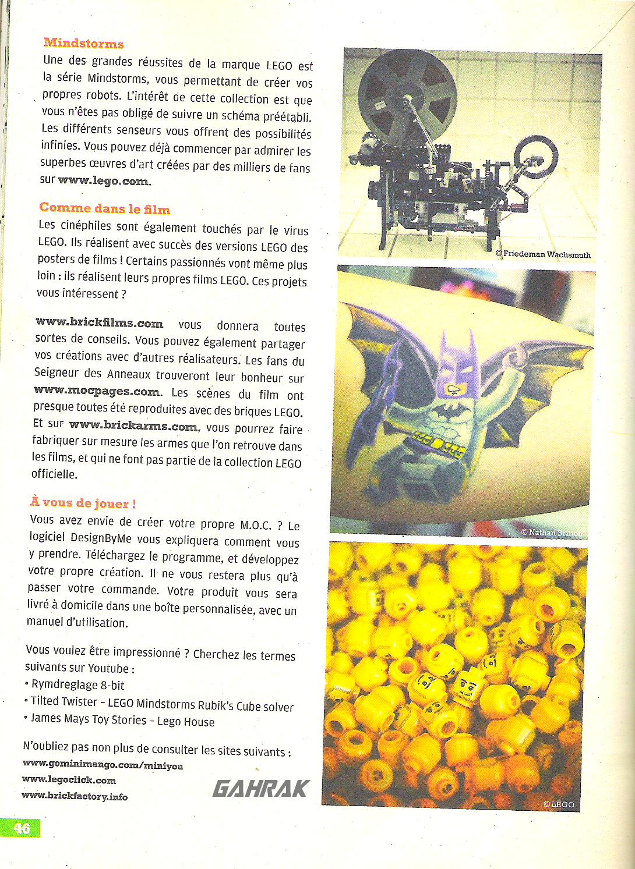 [Blog] Article sur LEGO dans le magazine MINE Lego_-_5